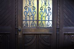 Iron, Door, Wall, Architecture royalty free stock images