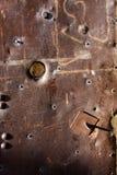 Iron Doors Stock Photography