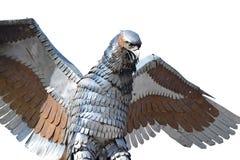 Iron eagle Stock Image