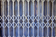 Iron fence Royalty Free Stock Images