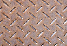 Iron floor Royalty Free Stock Images