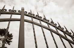 Iron Gate Stock Photos