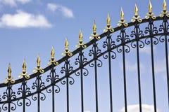 Iron Gate Royalty Free Stock Photography