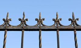 Iron gate stock photos