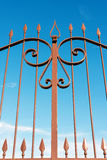 Iron gate Stock Photography