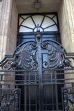 Iron gate Stock Image