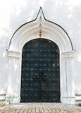 Iron gates Royalty Free Stock Images