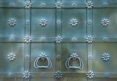 Iron gates Royalty Free Stock Image