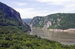 Iron Gates - Djerdap, Serbia Royalty Free Stock Image