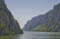Iron Gates - Djerdap, Serbia stock image