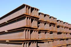 Iron girder Stock Photography