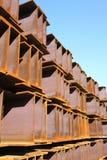 Iron girder Royalty Free Stock Photo