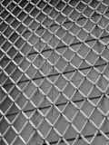 Iron grating Royalty Free Stock Photo