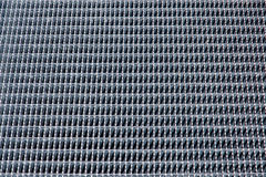 Iron grid background Royalty Free Stock Photos