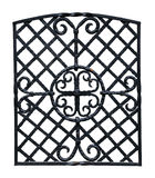 Iron grille Stock Images
