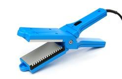 Iron hair straightener Royalty Free Stock Image