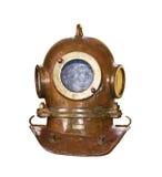 Iron helmet Royalty Free Stock Image