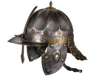Iron helmet Royalty Free Stock Photos