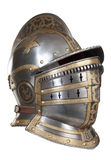 Iron helmet Stock Photo