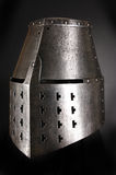 Iron helmet Royalty Free Stock Images