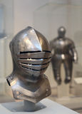 Iron helmet Stock Image