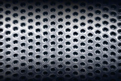 Iron with holes Royalty Free Stock Photos