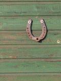 Iron horseshoe Royalty Free Stock Photos