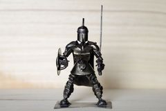 Iron Knight Royalty Free Stock Images
