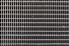 Iron lattice. Can be used in quality textures Royalty Free Stock Images