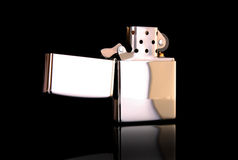 Iron lighter Stock Photo