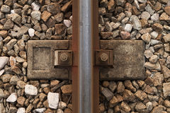 Iron Line Royalty Free Stock Photo