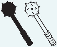 Iron mace Royalty Free Stock Images
