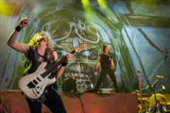 Iron Maiden Images stock