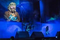 Iron Maiden Fotografía de archivo libre de regalías