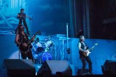 Iron Maiden Fotografía de archivo