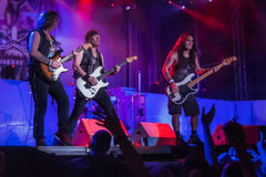 Iron Maiden Photo stock