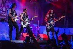 Iron Maiden Foto de archivo