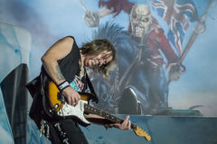 Iron Maiden Stockbilder
