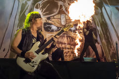 Iron Maiden Stock Images