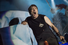 Iron Maiden Stock Photography
