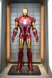 Iron man Suit Armor Mark III Royalty Free Stock Photo