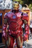 Iron Man Cosplay Stock Photography