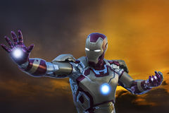 Iron Man Royalty Free Stock Image