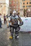 Iron Man at Lucca Comics and Games 2014 Stock Images
