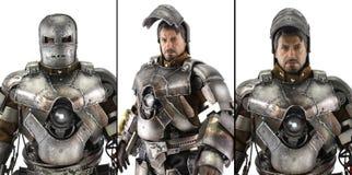 Iron Man Mark 1 Royalty Free Stock Photography