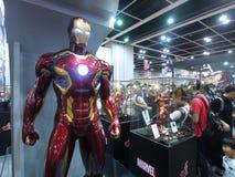 Iron Man mark 45 in Ani-Com & Games Hong Kong Royalty Free Stock Photos