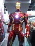 Iron Man mark 45 in Ani-Com & Games Hong Kong Royalty Free Stock Images