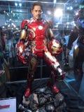Iron Man mark 43 in Ani-Com & Games Hong Kong Royalty Free Stock Photography