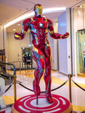 Iron Man mark 46 in Captain America 3 Stock Photography