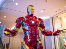 Iron Man mark 46 in Captain America 3 Stock Photo
